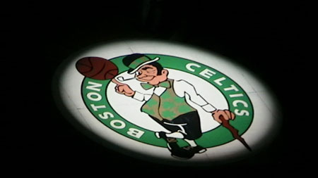 Celtics NBA Finals 2008