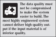 Developing quality metadata and designing workflow