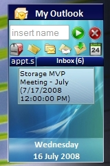 My Outlook 2.0 tool for Microsoft Outlook 2007