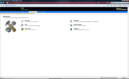 How to set up remote desktop for exchange server administration - Remote desktop console mode ...