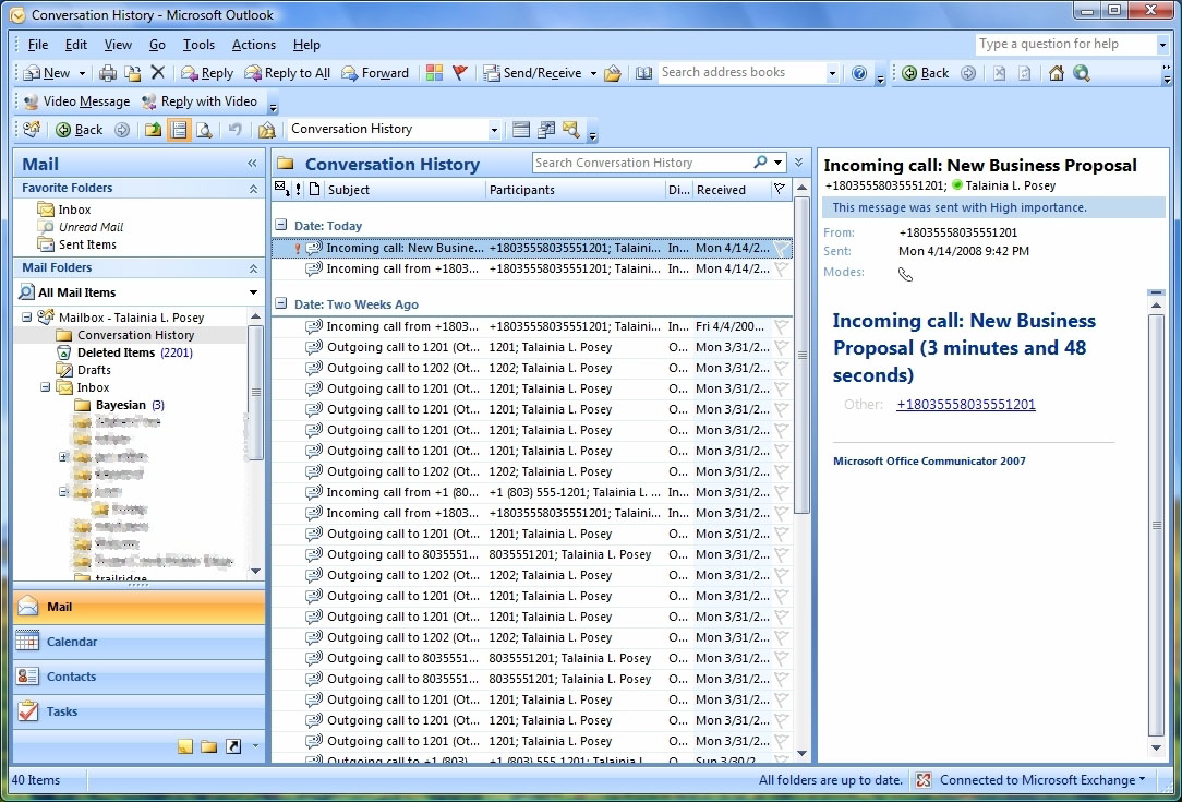 How Microsoft Office Communicator Enhances Outlook  Functionality
