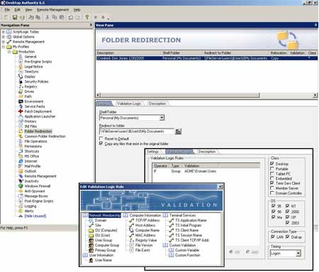 Desktop Authority 6.05