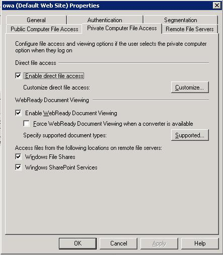Configure mobile access to SharePoint documents