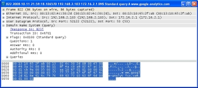 Wireshark_single_packet_window