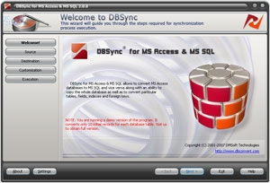 DBSync for MS Access & MS SQL