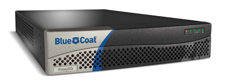 Blue Coat ProxySG 210