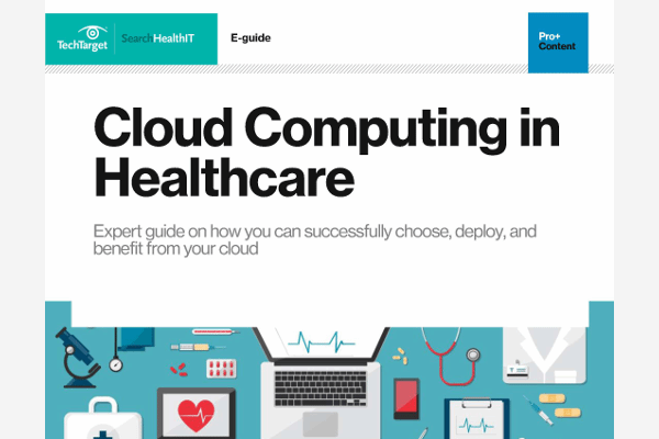 cloud computing in healthcare is535 course project proposal This article, by manuel w lloyd, talks about the ways cloud computing and healthcare organizations have finally begun to work together.