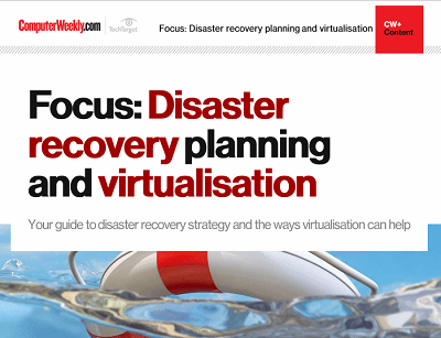 How To Write A Disaster Recovery Plan And Define Disaster