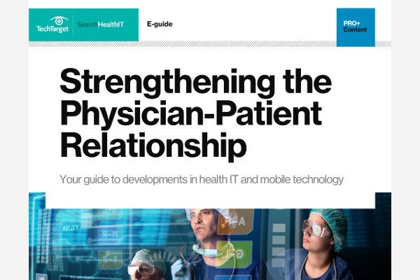 how is technology changing doctor patient relationship