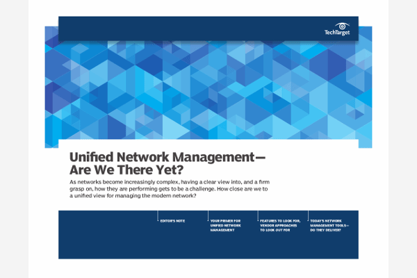 Management aid tools network analysis