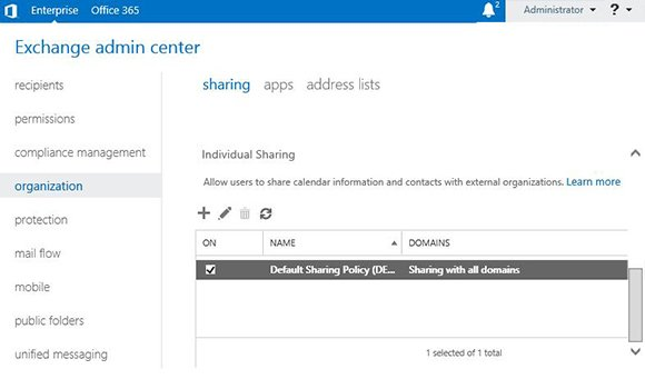 Share Calendar Outside Organization : How to share calendars in exchange
