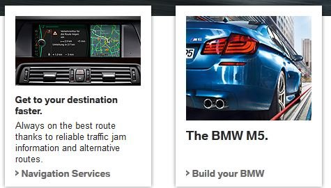 BMW outsources web platform roll-out to Accenture