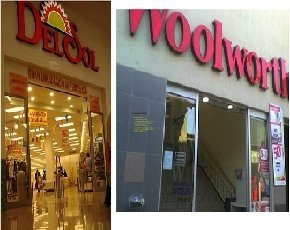 Woolworht, Del Sol, Grupo Comercial Control