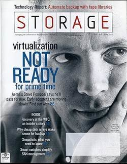 Is storage virtualization ready for the masses?