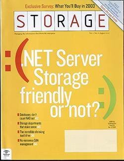 .NET server storage: Friendly or not?