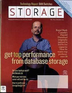 Optimizing your enterprise database storage