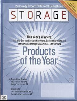 Best storage products of the year 2002