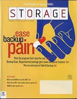 Comparing the top data backup packages