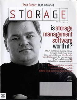 What are the real benefits of data storage management software?