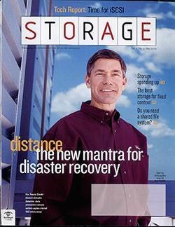 Distance: the new mantra for disaster recovery