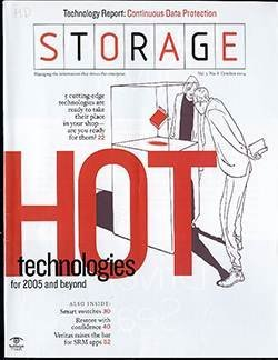 Five cutting-edge storage technologies