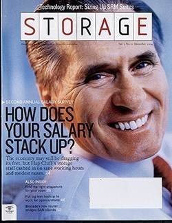 How does your storage salary stack up?
