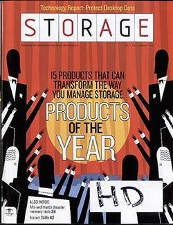 The 15 top storage products of 2004