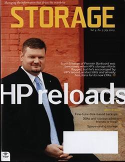 How HP is reloading its storage strategy