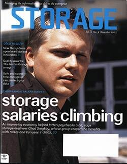 Survey says storage salaries are climbing