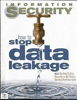 How to stop data leakage