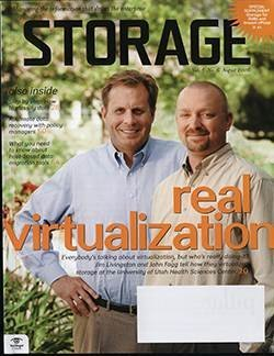 Five companies on their storage virtualization projects