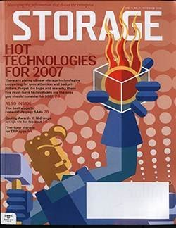 The hottest storage technology for 2007