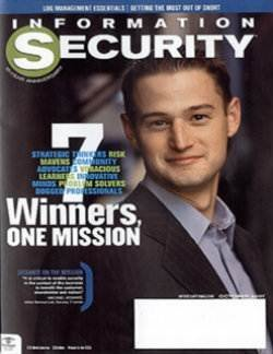 Tips from the 2007 Security 7 Awards