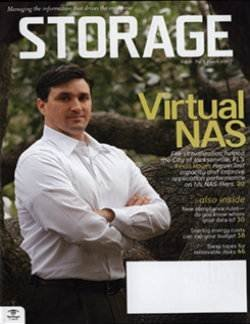Using file virtualization to improve network-attached storage