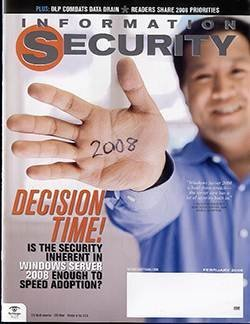 Does security make the grade in Windows Server 2008?