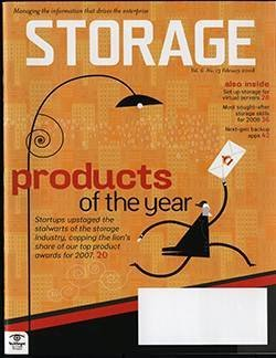 Storage Products of the Year Awards 2007