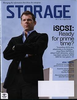 iSCSI: Ready for prime time?