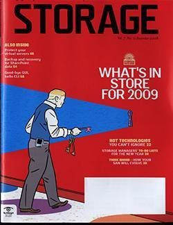 What's in store for storage technology in 2009?