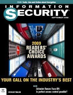 2009 Security Readers' Choice Awards