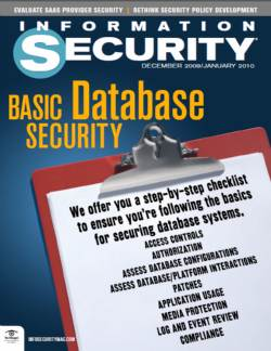 Step-by-step guide to avoiding basic database security risks