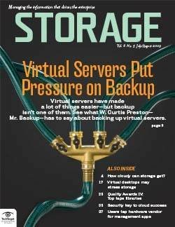 Tips for better virtual data backup strategies