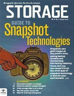 Snaphot technology tutorial