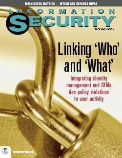 Winning strategies for integrating security information management and identity access management