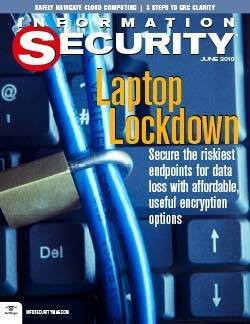 Finding affordable encryption options for laptop data security