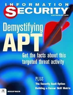 Debunking myths about the advanced persistent threat (APT)
