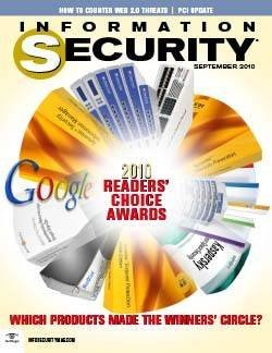 2010 Security Readers' Choice Awards