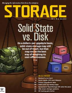 The business case for solid state vs. disk storage