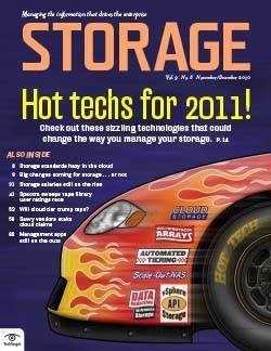 Hot storage technology for 2011