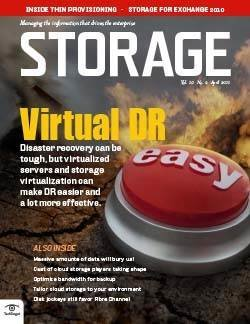 The benefits of virtual disaster recovery