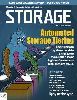 Why automated storage tiering is on the rise